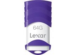Lexar 64GB JUPDRIVER V30 Flash Drive [USB 2.0]