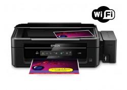 Epson L355 WiFi Color Printer, Copy, Scaner
