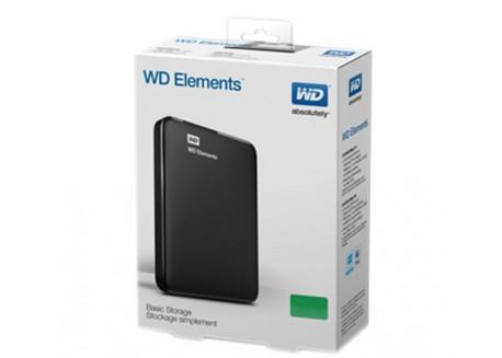Xarici Disk 1TB WD Elements Portable [USb 3.0]