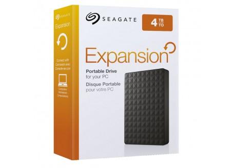 USB Xarici Disk Seagate Expansion 4TB [STEB4000100]