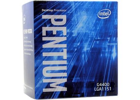 Intel Pentium G4400 Processor [3M Cache, up to 3.30 GHz, LGA1151]