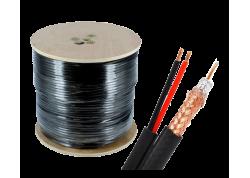 Koaksial kabel Aixton RG59+DC