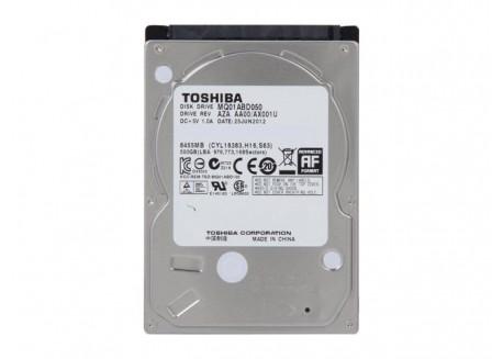 "TOSHIBA 500GB (MQ01ABD050) 5400 RPM 8MB Cache SATA 3.0Gb/s 2.5"" Internal Notebook Hard Drive"