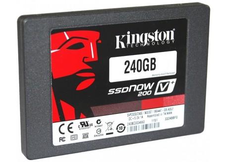 """SSD Kingston SSDNow V300 240GB 2.5"""" SATA3 (SV300S37A/240G)"""