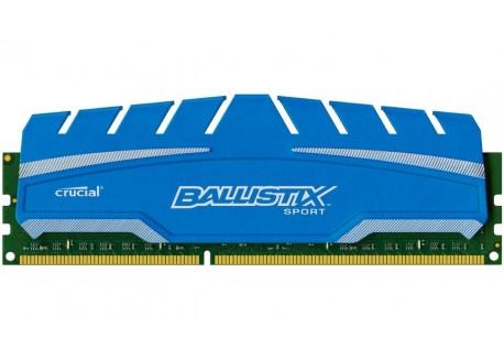 Crucial 8GB DDR3 Ballistix Sport-1866 UDIMM [BLS8G3D18ADS3]