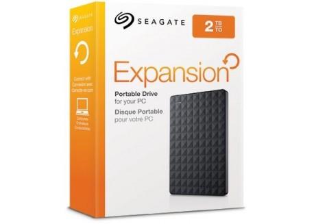 Seagate Expansion 500GB Hard Drive USB 3.0 [STEA500400]